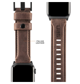 UAG UAG Apple Watch Brown 38/40<br /> Leather Watch Band