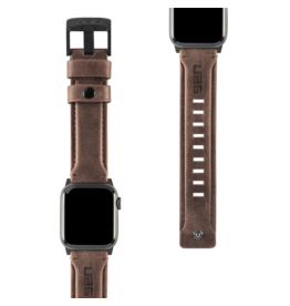 UAG UAG Apple Watch 42/44 Brown<br />  Apple watch Band Leather