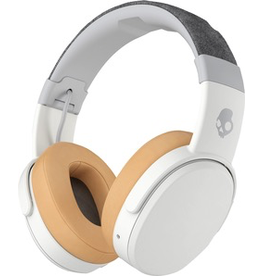 Skullcandy Skullcandy Crusher Wireless BT Headphones w/ Mic - Gray/Tan