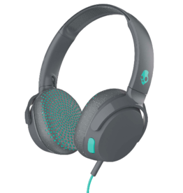 Skullcandy Skullcandy Riff on-ear Headphones w/ Tap Tech - Gray/Speckle/Miami
