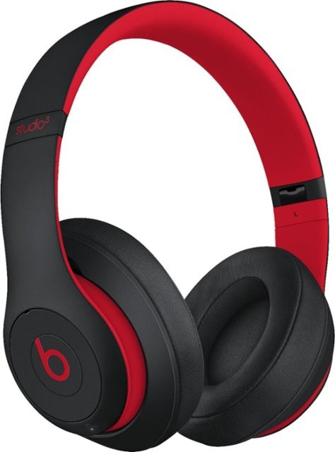 MRQ82LL/A Beats Studio 3 Wireless - Decade, Black/Red