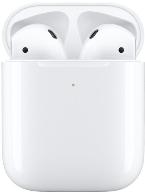 Apple MRXJ2AM/A AirPods with Wireless Charging case