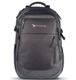 Tech Products 360 Tech Products 360 Quad Backpack - Black