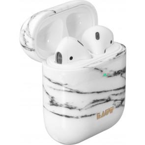 Laut Laut Huex Airpod Case Marble White Tech Corner At