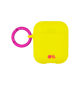 CaseMate Case-Mate Hook UPS Neon AirPod Case - Lem/Lime