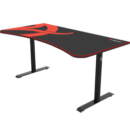 Arozzi Arozzi Arena Gaming Desk - Red/Black