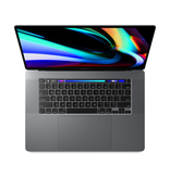 "Apple MVVJ2LL/A Macbook Pro 16"" 2.6GHz i7/16GB/512GB - Space Gray w/Retina and Touch Bar"