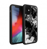 LAUT LAUT Mineral Glass iPhone 11 - Mineral Black