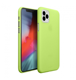 LAUT LAUT Slimskin iPhone 11 Pro - Acid Yellow