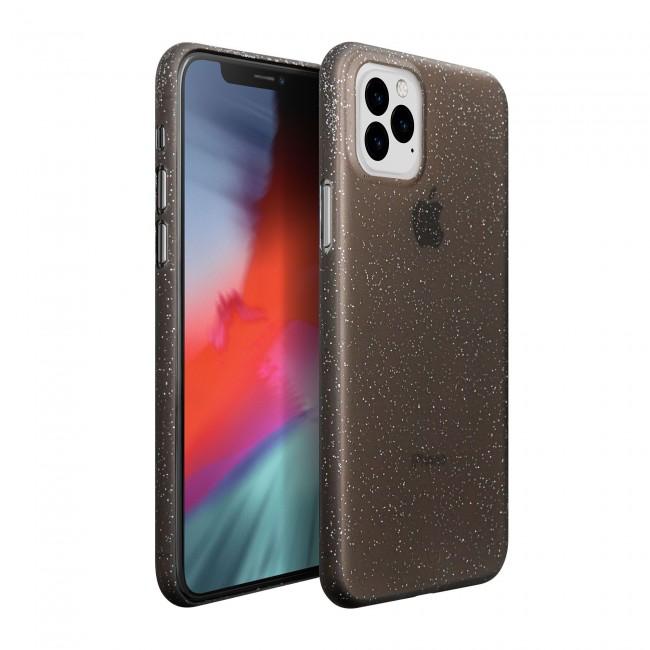 LAUT LAUT Slimskin iPhone 11 Pro Max - Black Sparkle