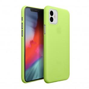 LAUT LAUT Slimskin iPhone 11 - Acid Yellow