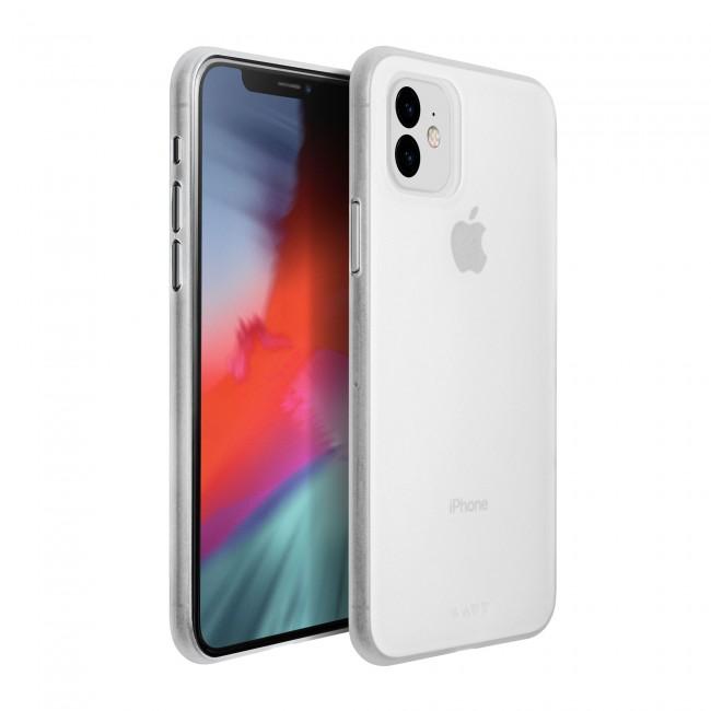LAUT LAUT Slimskin iPhone 11 - Frost Sparkle