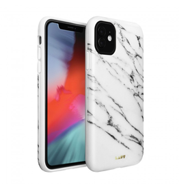 LAUT LAUT Huex Elements iPhone 11 - Marble White