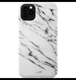 LAUT LAUT Huex Elements iPhone 11 - Marble White