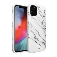 LAUT LAUT Huex Elements iPhone 11 Pro - Marble White