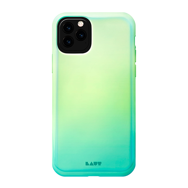 LAUT LAUT Huex Fade iPhone 11 Pro - Mint