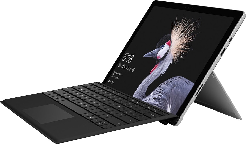 "Microsoft Microsoft Surface Pro 6 Bundle w/ Type Cover 12.3"" i5/8GB/256GB"