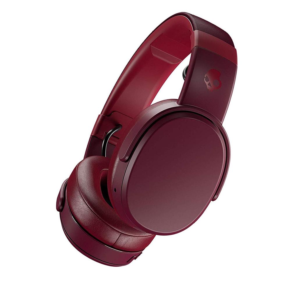 Skullcandy Skullcandy Crusher Wireless BT Headphones w/mic - Moab/Red