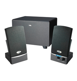 Cyber Acoustics CA-3001 2.1 Speaker System