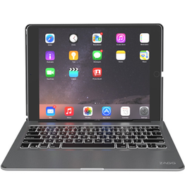 "ZAGG Zagg Slim Book Keyboard/Cover Case for 12.9"" iPad Pro (2018)"