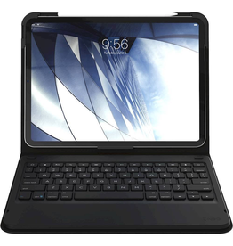 ZAGG ZAGG Messenger Folio Keyboard Case for iPad 11' Pro - Black