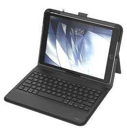 ZAGG ZAGG Folio BT keyboard iPad 7th gen/ Pro 10.5/ Air 3 - Charcoal