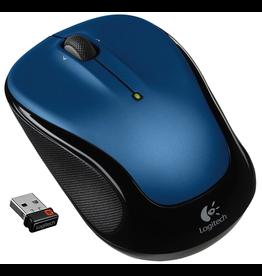 Logitech Logitech m325 Wireless RF Mouse - Blue