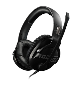 ROCCAT Roccat Khan Pro Gaming Headset - Black