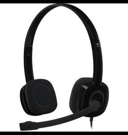 Logitech Logitech Stereo Headset H151 3.5mm Aux TRRS