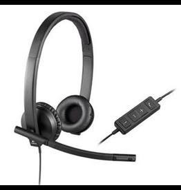Logitech Logitech USB Headset Stereo H570e
