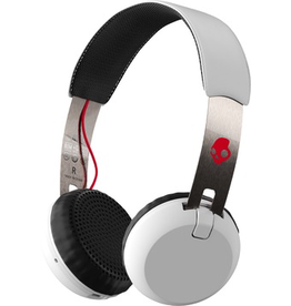 Skullcandy Skullcandy Grind BT Headphones - White/Black
