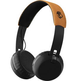 Skullcandy Skullcandy Grind BT Headphones - Black/Tan