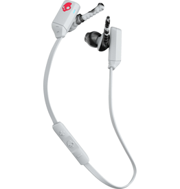 Skullcandy Skullcandy XTFree BT Earbuds w/ Mic - Gray/Red