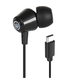 Wicked Audio Wicked Audio Ravian USB-C Earphones - Black