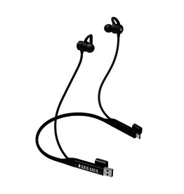Wicked Audio Wicked Audio Elektrix BT Earbuds & USB-C Charger - Black