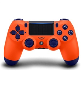 Sony PS4 DualShock 4 Controller - Sunset Orange