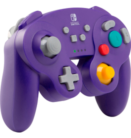 PowerA PowerA GameCube Wireless Pro Controller for Nintendo Switch - Purple