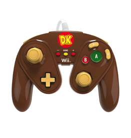 PDP Wii U Wired Donkey Kong Controller