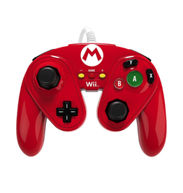 PDP Wii U Wired Mario Controller