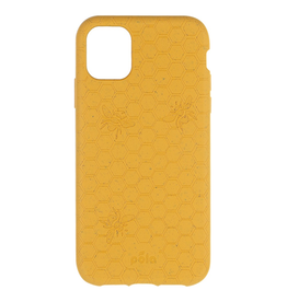 Pela Pela Eco-Friendly case iPhone 11 Pro - Honey Bee Edition