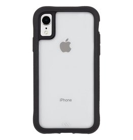 CaseMate Case Mate Protection Case for iPhone XR - Clear/Black