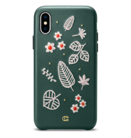 Cyrill Cyrill Portland iPhone Case - Fall in Leaves XR