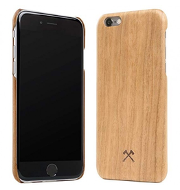 Woodcessories Woodcessories EcoCase for iPhone 7/8 - Cherry/Kevlar