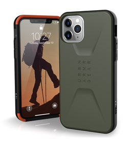 UAG UAH Civilian iPhone 11 Pro - Olive Drab