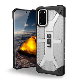 UAG UAG Plasma Galaxy S20 Plus - Ice and Black