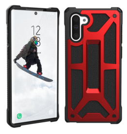 UAG UAG GALAXY NOTE 10 CRIMSON<br />  MONARCH CASE
