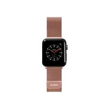LAUT LAUT Steel Lope Apple Watch Series 1-4 - Rose Gold 38/40mm
