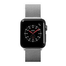LAUT LAUT Steel Apple Watch Band - Silver 38/40 mm