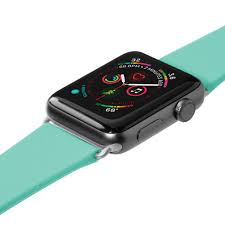LAUT LAUT Active Apple Watch Series 1-4 - Mint 42/44mm