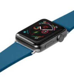 LAUT LAUT Active Apple Watch Series 1-4 - Dark Teal 38/40mm
